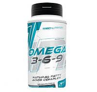 Омега TREC Nutrition Omega 3-6-9 (120 caps)