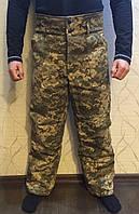 """Камуфлированные мужские брюки для рыбалки и охоты """"Эверест"""" камуфляж пиксель"""