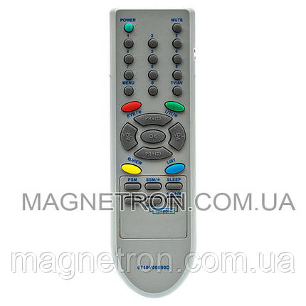 Пульт ДУ для телевизора LG 6710V00090D (не оригинал), фото 2