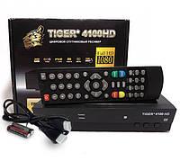 """Спутниковый HDTV ресивер """"Tiger 4100HD"""""""