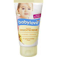 Крем для лица детский Babylove, 75 мл