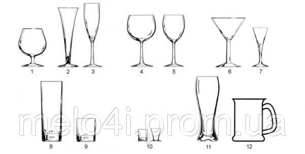 Бокалы, стаканы, рюмки - каково их предназначение?