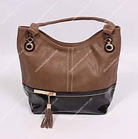 Женская сумочка Ousan Milan L751 Коричневый