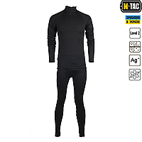Термобелье M-Tac Cold Gear Polartec Black, фото 1