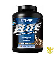 Elite Whey Protein Isolate Dymatize, 2.27 кг