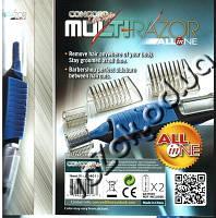 Триммер Micro Touch Multi Razor All in One модель 54016 Микро Тач для бритья тонких и густых волос