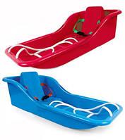 Санки-корыто санки пластиковые ледянка Toys Ralli