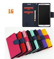 Чехол книжка Mercury для LG G3 Stylus D690