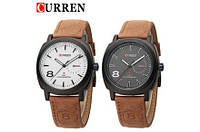 Curren 8139 Chronometer GMT-8