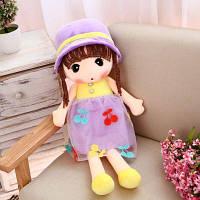 Милые плюшевые игрушки куклы девочка 9 цветов от 45 см-1 м