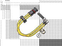 Свеча накала воздушного отопителя Air Top Evo 3900/5500 24V