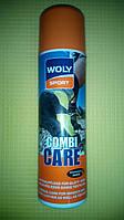 Woly sport Combi care ( пена для гладкой и замшевой кожи ).