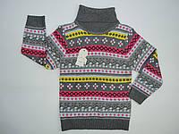 Кофта вязанная для девочки( 2-5)  года