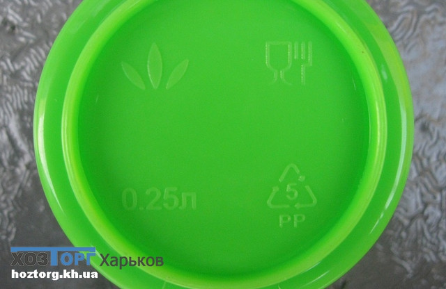 Маркировка на пластиковых изделиях