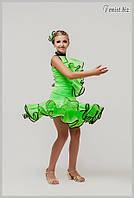 Пышная юбка для танцев  «Лотос»