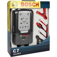 Зарядно пусковое устройство для автомобильного аккумулятора  Bosch C7 018999907M