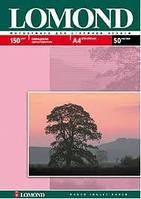Фотобумага Lomond A4 150 г./кв.м. 50л 1 ст. глянцевая 0102018