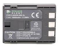 Аккумулятор PowerPlant NB-2LH (Canon) Li-Ion battery