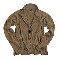 Куртка софтшелл легкая койот Mil-tec