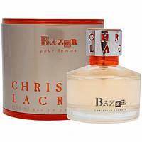 Парфюмированная вода CHRISTIAN LACROIX BAZAR POUR FEMME 50 ml