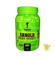 MusclePharm Iron Whey Arnold Series