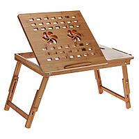 Бамбуковый столик для ноутбука UFT T-28