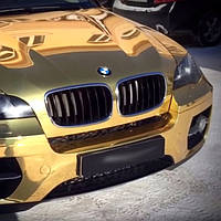 Пленка хром золото для авто Luxon 1,52м