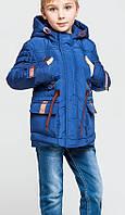 красивая модная куртка парка для мальчика хорошего качества