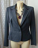Пиджак женский элегантный офисный бренд Next р.48 4858