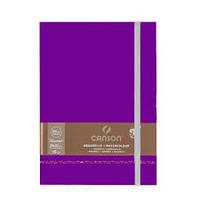 Блокнот для рисования Sketching notebook 90 гр, 9x14 см 50 л, Violine, Canson Франция