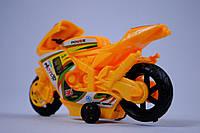 Мотоцикл инерционный, фото 1