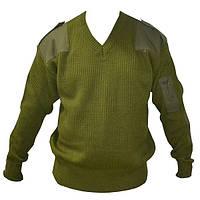 Армейский свитер Италия хаки