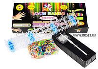 Набор Резиночек для Плетения Браслетов Rainbow Loom Bands ColorFull