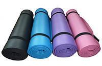 ЙогаМат Fitness-Yoga Mat PLUS PS-4017