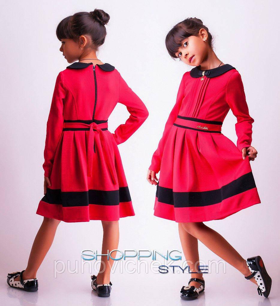 Купить Платье На Девочку Теплое