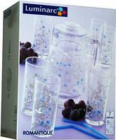 LUMINARC ROMANTIQUE Набор для напитков C0828 (7 предметов)