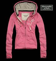 Женская кофта с капюшоном худи A&F Abercrombie&Fitch 0012