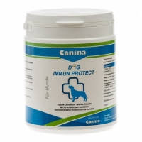 Canina Dog Immun Protect препарат для укрепления иммунитета и здрового кишечника собак (порошок), 300г