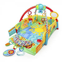 Развивающий коврик Bright Starts Солнечное сафари 52157