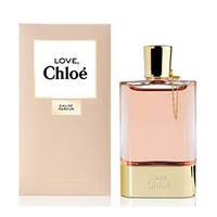 Женская парфюмированная вода Chloe Love, 75 мл