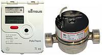 Счетчик тепла Sensus PolluTherm / Residia Jet QN 15-1,5 Ду15  с одним расходомером (Словакия-Германия)