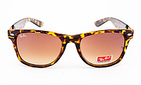 Очки Ray Ban Wayfarer Brown-Leopard 6898