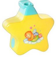 """Ночник - проектор музыкальный """"Волшебная звездочка"""" 8661 Limo Toy"""
