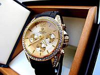 Модные женские кварцевые часы Rolex. Привлекательные, стильные, красивые часы. Солидные часы. Код: КЕ373