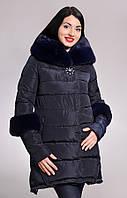 Женское пальто на холлофайбере KAPRE