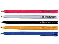 Ручка шариковая, автоматическая Buromax (цвет чернил синий)