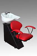 Мойка (керамика) с креслом