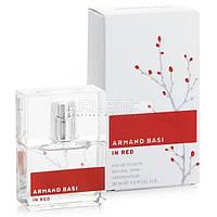 Armand Basi In Red  - туалетная вода (Оригинал) 30ml