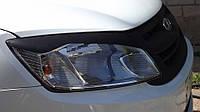 Реснички на фары Lada Granta 2011+ Лада гранта