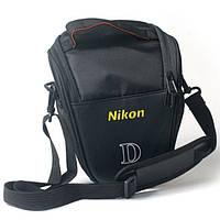 Сумка - чехол Nikon. Полуспортивная, удобная сумка. Компактная сумка для фотоаппаратов. Код: КЕ378